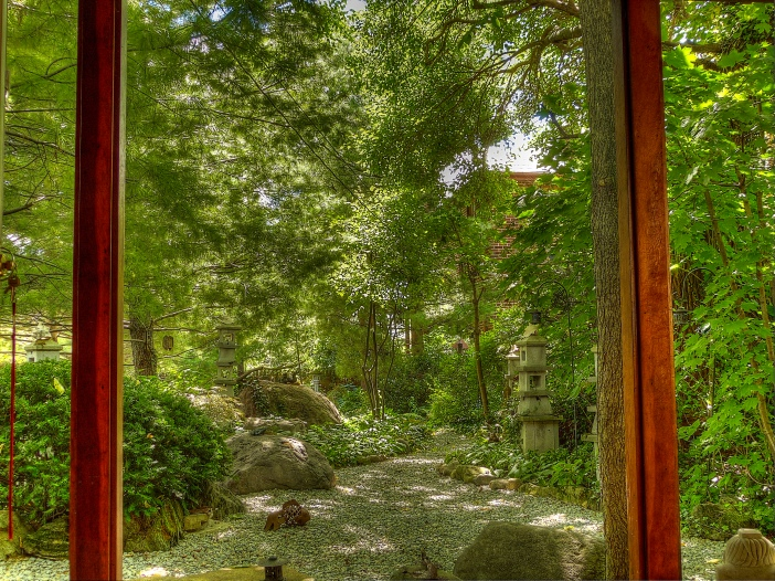 From Teahouse